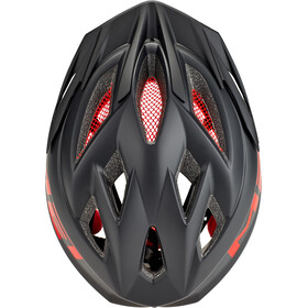 MET Crackerjack Helm Kinder black/red